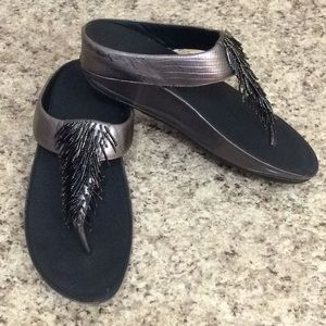 Fitflop Cha Cha Style Sandals Sz 9